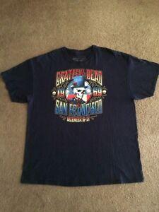 Grateful Dead Shirt T Shirt Dave's Picks 6 Bonus Disc CD Limited Edition XXL NEW