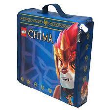 LEGENDS OF CHIMA ZIPBIN STORAGE CASE BOX Chi lego legos NEW carrying