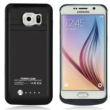 New Battery Power Bank External Charging Case Cover f Samsung Galaxy S6 SM-G920A