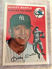 1994 Upper Deck All Time Heroes 1954 Topps Archives 259 Mickey Mantle SP