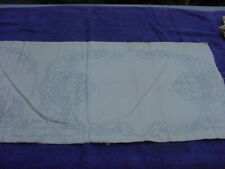 New listing Vintage Embroidery Linen Pattern