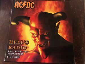 "AC/DC ""Hell's Radio"" Six CD Box Set - Hard Rock / Rock'n'Roll"
