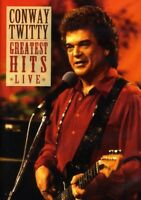 Conway Twitty - Conway Twitty: Greatest Hits Live [New DVD]