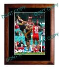 SHANE EDWARDS RICHMOND FC STAR LARGE A3 MARKING PHOTO