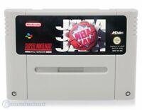 Nintendo SNES Spiel - NBA Jam Modul