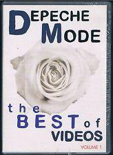 DEPECHE MODE THE BEST OF VIDEOS DVD F.C. SIGILLATO!!!