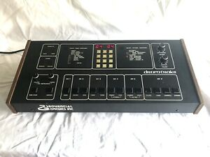 Sequential Circuits Drumtraks, Vintage drum machine, MIDI, serviced and working