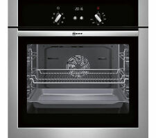 NEFF B14M42N5GB Electric Oven - Stainless Steel