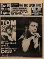 Tom Jones 'Tom' UK LP Advert 1970