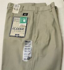 Pantalon chino homme DOCKERS NEUF 100% coton beige taille W30 US 38 FR