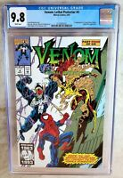 Venom Lethal Protector #4 1st Scream Marvel 1993 CGC 9.8 NM/MT WP - Comic J0011