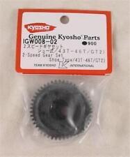 Kyosho Inferno GT2 Shoe-Type 2-Speed Gear Set (43T/46T)