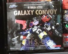 Transformers THS 01 Galaxy Convoy Hybrid Style Cybertron Optimus Prime G1 MIB