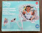 Bright Starts Disney Baby Mickey Mouse Infant To Toddler Rocker New