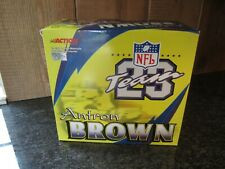 ANTON BROWN NFL ACTION PRO STOCK BIKE 2000  Scale 1/9 MOTORCYCLE