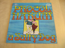 Procol Harum, A Salty Dog, UK, cleaned