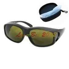 T4S4 Laser Safety Goggles For 190-450 & 800-1700nm IR Laser OD>4 CE 808 980 1064