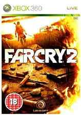 Xbox 360 - Far Cry 2 **New & Sealed** Official UK Stock FarCry