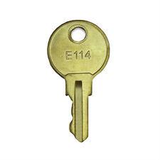 'E-114' Dispenser Key (Paper Towel Soap Tissue)  1PC