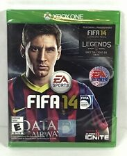 XBOX ONE FIFA 14 ⚽️  Football Video Game Complete New EA Sports Athletic A17-4