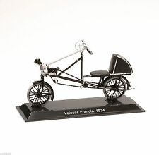 Collection Bicycle - scale 1:15 Velocar 1934 -  Metal Model- BIC024