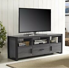60 Inches TV Stand Console - Charcoal FREE SHIPPING!!
