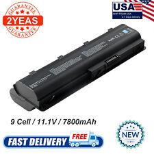 9 Cell Battery 593553-001 For HP CQ42 MU09 G62t-100 Pavilion DM4-1065dx DV7-6000