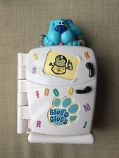 BLUE'S CLUES TYCO TALKING LEARNING REFRIGERATOR ELECTRONIC EDUCATIONAL TOY