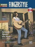 Complete Fingerstyle Guitar Method Intermediate Fingerstyle Guitar, Book  CD