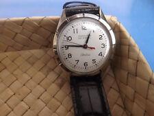 Vintage Men's Hamilton Electric RR Special Wrist Watch #505