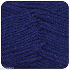 King Cole Merino Blend DK 100 Superwash Wool 50g Balls. Quick DISPATCH French Navy 25