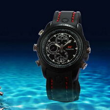 8GB Watch Video Recorder Mini Camera DVR Waterproof Camcorder UL