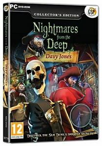 Nightmares from the Deep: Davy Jones - Collector's Edition PC Hidden Object Game