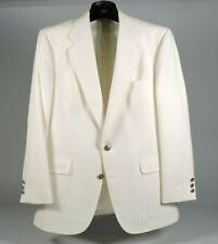 Classic Jack Nicklaus Sports Coat Blazer - Men's 42R White from Hart Schaffner