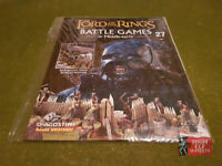 Lord of the Rings Magazine Issue 27 - Warhammer Deagostini (In Plastic)