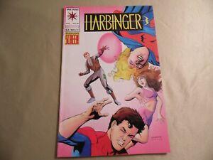 Harbinger #18 (Valiant 1993) Free Domestic Shipping