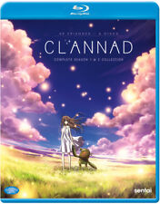 Clannad / Clannad After Story: Complete Collection [New Blu-ray] Anamorphic, S