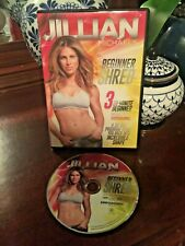 New! ~Beginner Shred~ Dvd by Jillian Michaels Beginner Shred