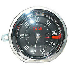 1958 8000 RPM  Corvette Electronic Conversion Tachometer Assembly Tach