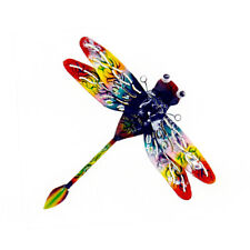 Dragonfly Hand Painted 3D Wall Decoration Fairly Traded From Bali