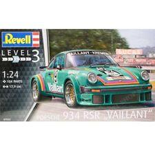 Porsche 934 RSR Vaillant 1 24 Revell Model Kit