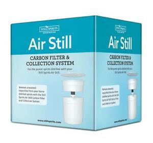 Still Spirits Air Still Home Brew Alcohol Carbon Filter & Collector 1 Litre