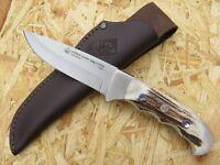 Puma IP Outdoor Hunter Stag Gürtelmesser Jagdmesser Fahrtenmesser Messer 331811