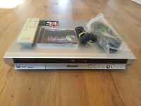 Pioneer PAL SECAM DVR-220-S DVD Recorder with remote