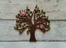 FAIRY DOOR ACCESSORIES PINK TREE 15 CM