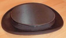 dachbodenfund chapeau claque klapp zylinder hut klappzylinder alt top deko antik