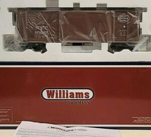 Williams Train #47976 O-Gauge New York Central(NYC) Operating Box Car NIB! (530)