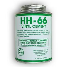 New Vinyl Liner Adhesive Glue 8oz Cement Pvc Seal Repair Patch Waterproof Hh-66