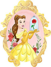 Beauty and The Beast Jumbo Foil Balloon BELLE Birthday Party Supplies Decor~31in