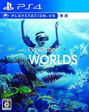 PlayStation VR WORLDS PlayStation 4  JAPAN